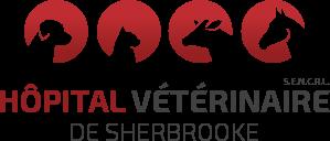 Hôpital Vétérinaire de Sherbrooke Logo